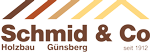 Schmid und Co Holzbau AG Logo