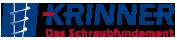 Krinner - Das Schraubenfundament